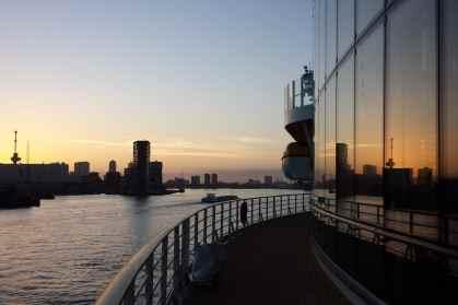 Rotterdam Euromast AIDAprima