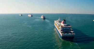 Vloot Fred. Olsen Cruise Lines komt in 2021 weer samen in Lissabon