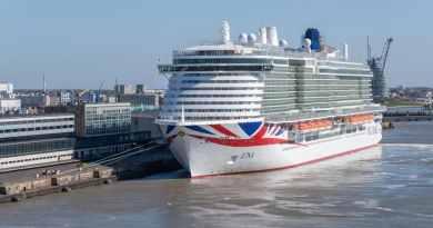 P&O Cruises neemt voor het najaar Iona in ontvangst
