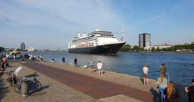 Rotterdam krijgt warm onthaal bij laatste call in Rotterdam