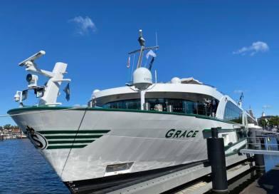 Binnenkijken op MS Grace: ruimte en luxe