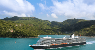 Holland America Line geeft gratis wifi tijdens Black Friday Cruise Sale