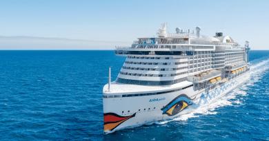 AIDA Cruises start op 5 december met Canarische Eilanden cruises
