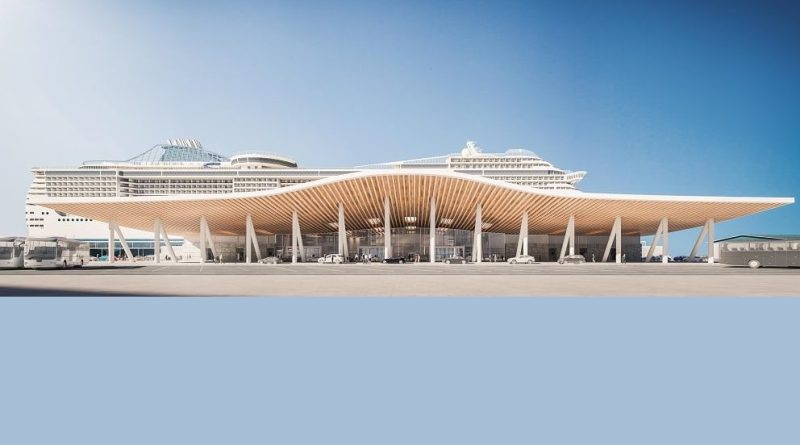 Horizon Cruise Terminal in Southampton
