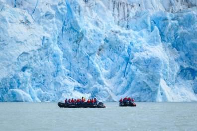 Endicott Arm - Dawes Glacier Face - Mk 6 Zodiac Tour (1)