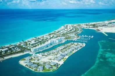 Crystal Cruises start in juli met cruises vanaf Bimini Bahama's