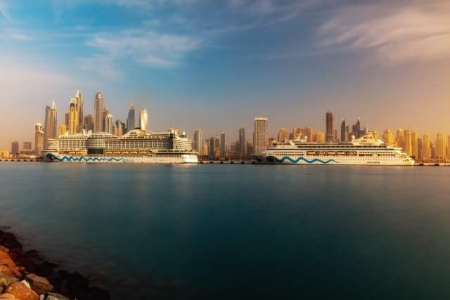 Dubai Cruiseterminal