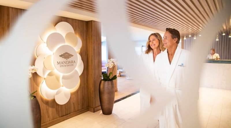 Norwegian Encore Mandara Spa