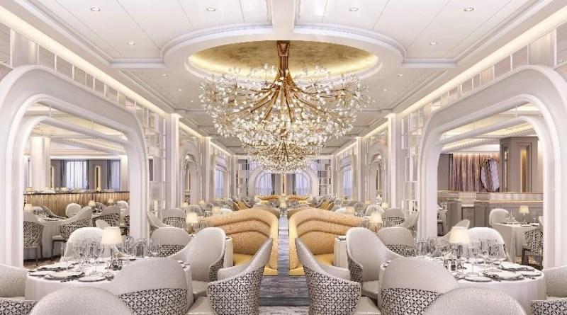 Grand Dining Room Vista
