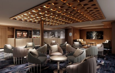 Norwegian Encore Studio Lounge