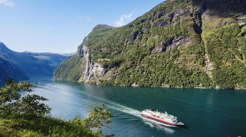 MS Nordlys Geiranger Foto Agurtxane Concellon Hurtigruten