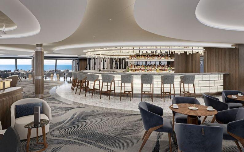 Vista Oceania Horizons Lounge