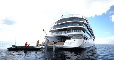 Celebrity en Silversea gaan weer varen naar Galapagos eilanden