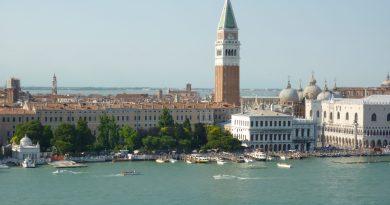 Venetie - san marco plein