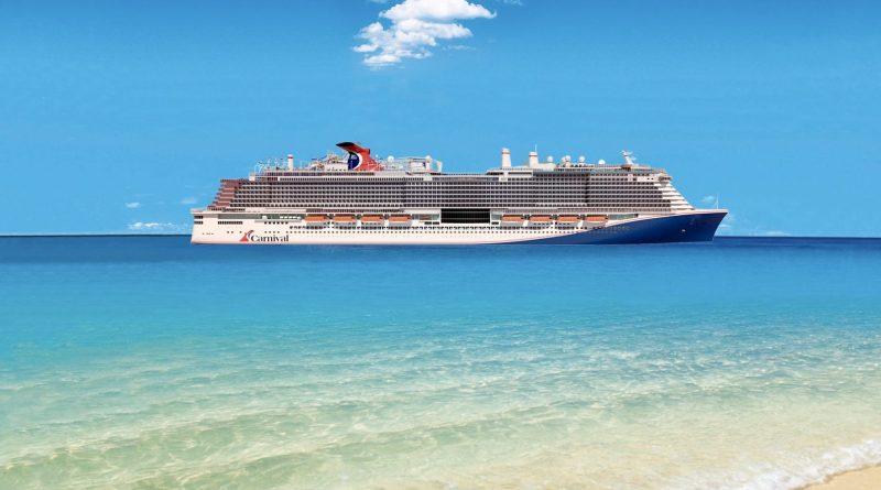 Carnival breidt uit met XL3 klasse schip