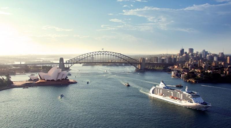 Seven Seas Mariner wereldcruise