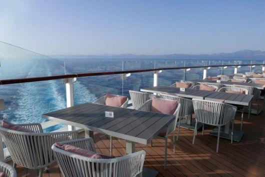 Celebrity Apex Oceanview Cafe 58