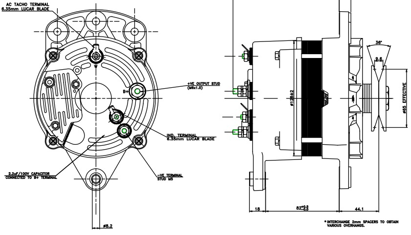 Sawafuji Alternator Wiring Diagram $ Apktodownload.com