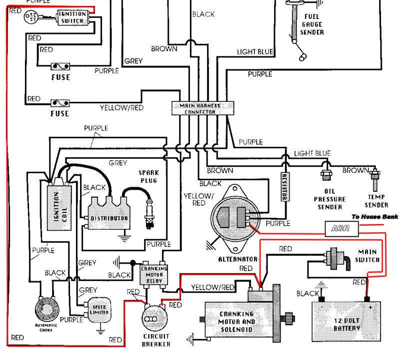 Yanmar Wiring Harness Yanmar 2gm Wiring Harness • Wiring