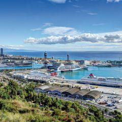 España fue el segundo país en número de salidas de cruceros de la Unión Europea en 2015