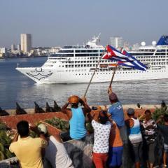 Los cruceros a Cuba dejarán $623 millones para las compañías y $83 millones para el gobierno cubano