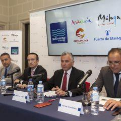 Pullmantur Cruceros presenta su calendario de operaciones en el Puerto de Málaga
