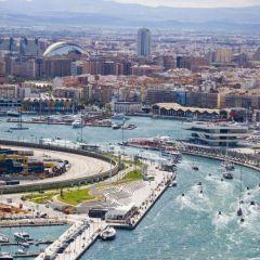 Valenciaport alcanza su récord histórico en cruceristas en un mismo día