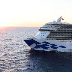 Princess Cruises nombrada mejor compañía de cruceros por USA Today