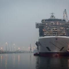 MSC Cruceros celebra la ceremonia de la moneda del MSC Seaview