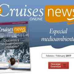 eCruisesNews Especial Medioambiente