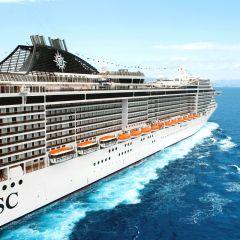 MSC Cruceros prevé que sus pasajeros generarán un gasto total de  más de 7 millones de euros en Valencia en 2017