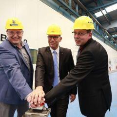 Royal Caribbean celebra el primer hito en la construcción del nuevo Quantum Ultra