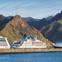 Puertos de Tenerife, algo más que cruceros de invierno