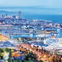 El Port de Barcelona recibirá este año los primeros cruceros propulsados con gas natural licuado