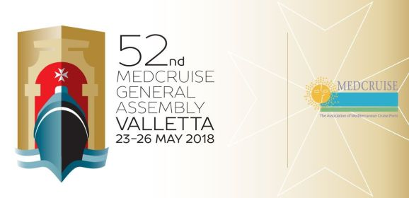 52nd MedCruise General Assembly – Valletta