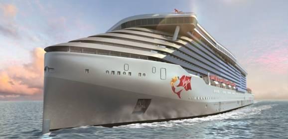 Virgin Voyages muestra los primeros diseños de su barco