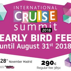 ICS 2018 – Early bird fee, register now!