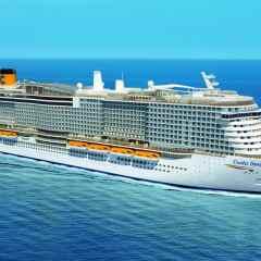 Costa Cruceros refuerza su presencia en el Mediterráneo a partir de 2020
