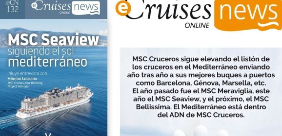 eCruisesNews MSC Seaview