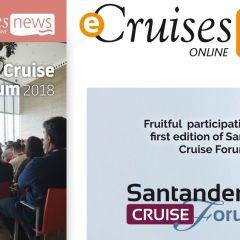 eCruisesNews Santander Cruise Forum 2018