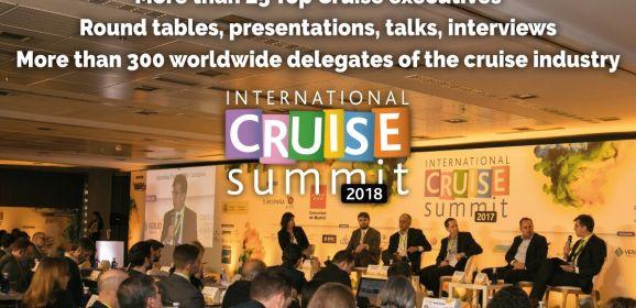 International Cruise Summit 2018 – Register Now!
