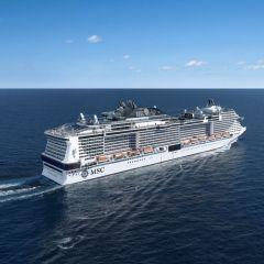 Faltan 100 días para la inauguración del MSC Bellissima, el nuevo barco de MSC Cruceros que llegará pronto a Barcelona