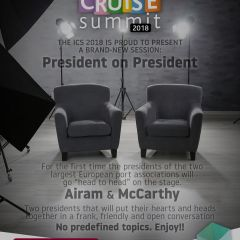 The ICS 2018 is proud to present a brand-new session: President on President