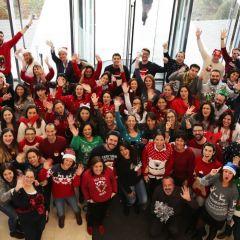 Pullmantur Cruceros se suma al Christmas Jumper Day, una acción solidaria promovida por Save the Children