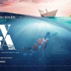Sophia Loren y Cirque du Soleil at Sea, en la inauguración de MSC Bellissima el próximo 2 de marzo