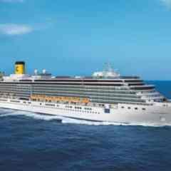 Más de 500 españoles embarcarán el 11 de enero en la 12ª vuelta al mundo de Costa Cruceros