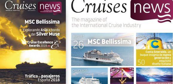 Revista CruisesNews 48 (Marzo) disponible