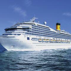Costa Cruceros iniciará sus operaciones en Valencia como puerto base el 1 de abril