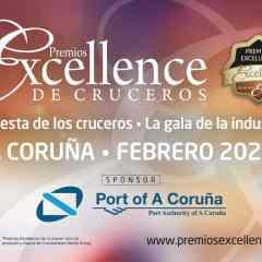 Premios Excellence de Cruceros – A Coruña 2020