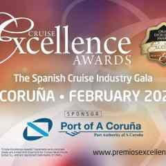 Cruise Excellence Awards – A Coruña 2020